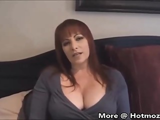 Sex lessons with your mom