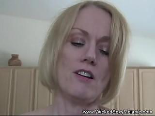Mom Tells Son She Wants His Cum