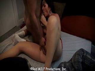 Incext.com - Rachel Steele and her son