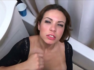 Slutty stepmoms fucked by stepsons POV