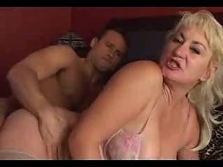 Big Tit Hairy Cunt Mom Dana Gets Anal..