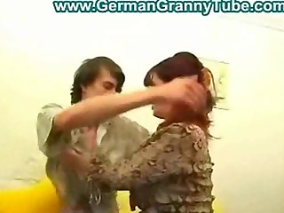 Aunt fucking with younger guy - .COM