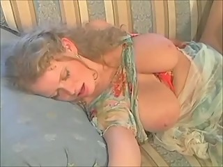 Big Tits MILF stepmom let her son to..